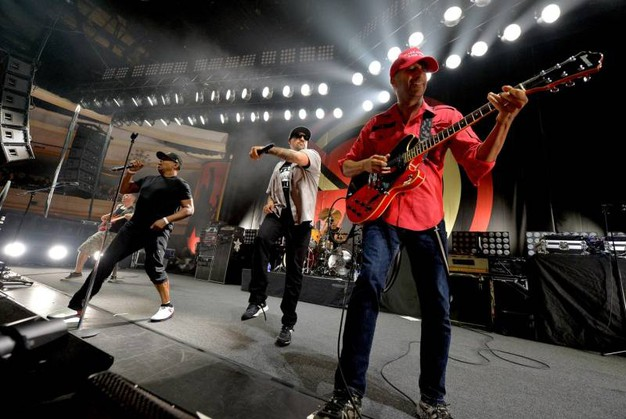 Prophets of Rage (Afp)