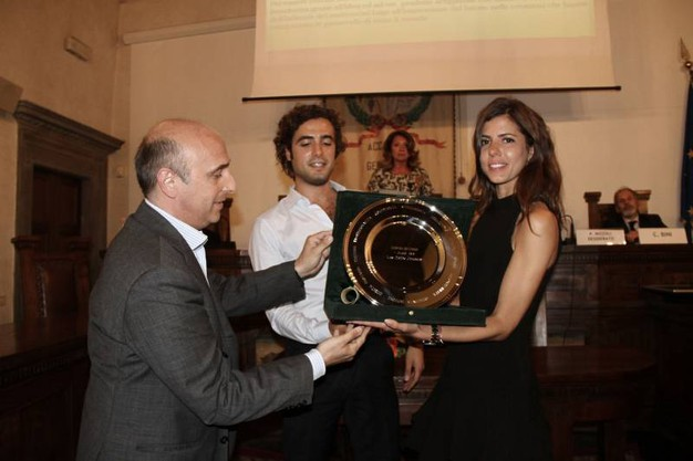 Premio all'azienda Les petit joueurs (foto Umberto Visintini/New Pressphoto)