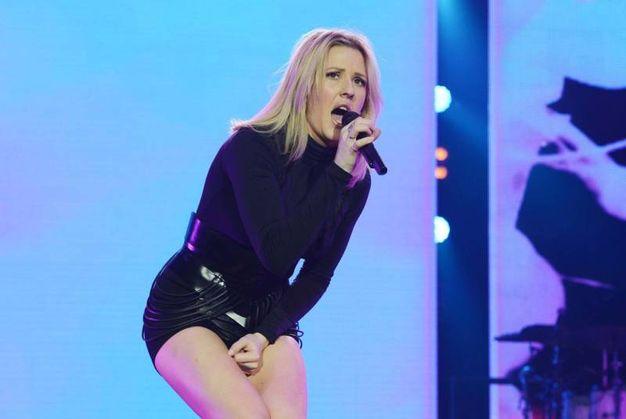 La cantante britannica Ellie Goulding avrebbe una relazione segreta col principe Harry? (bettolini)
