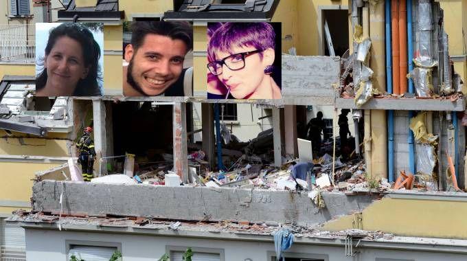 Strage di via Brioschi: morta una donna e due ragazzi