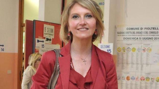 Ivonne Cosciotti, candidata al ballottaggio a Pioltello
