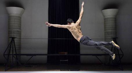 Uno spettacolo di danza (Andrea Macchia)