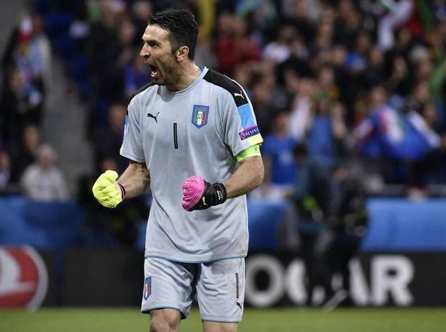 Gianluigi Buffon 6,5 (Afp)