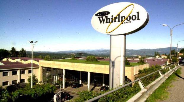 Il centro direzionale Whirlpool di Comerio