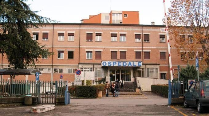 L'ospedale Cesare Magati di Scandiano