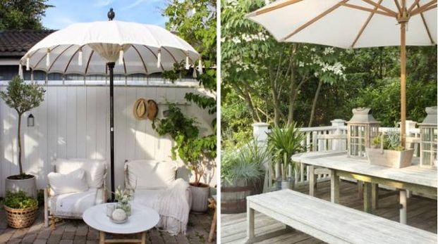 Arredo giardino idee per proteggersi dal sole magazine for Arredo giardino torino