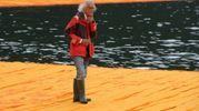 Con la moglie Jeanne-Claude ha formato un sodalizio artistico