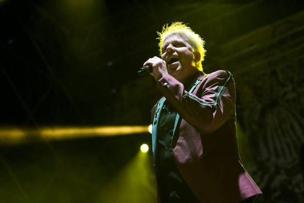 Il concerto degli Offspring al Rimini Park Rock (Foto Petrangeli)