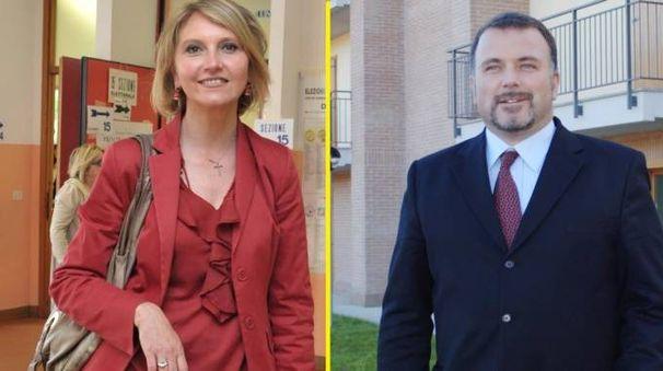 Ballottaggio a Pioltello, Ivonne Cosciotti e Adriano Alessandrini