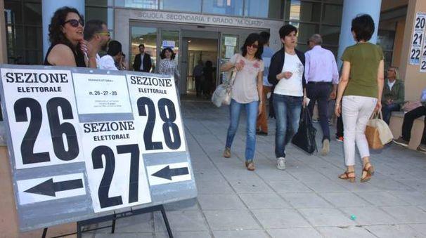 San Benedetto del Tronto sceglie il sindaco al ballottaggio (foto Sgattoni)