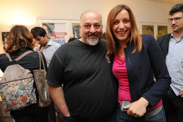 Lucia Borgonzoni è stata battuta al ballottaggio da Virginio Merola (Schicchi)