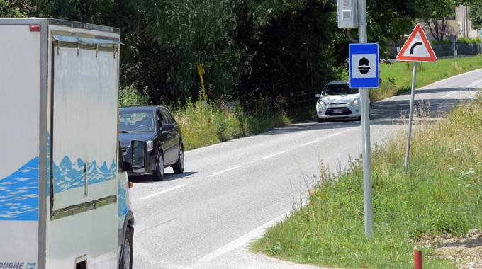 Il nuovo autovelox velox di Filottrano è operativo su entrambi i sensi di marcia