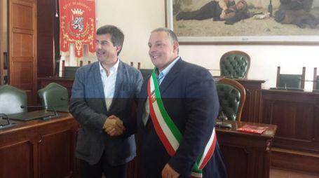 Grosseto, scambio di consegne tra Bonifazi e Vivarelli Colonna
