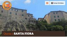Santa Fiora Bandiera arancione