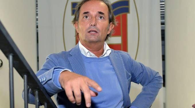 Il presidente Pietro Porro