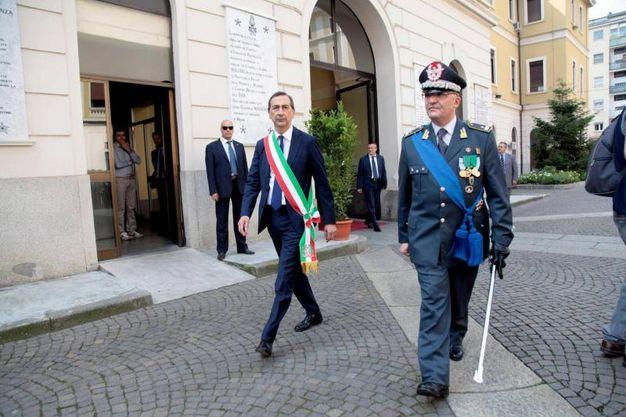 Beppe Sala, primo cittadino di Milano (Ansa)