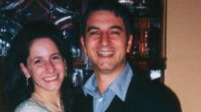 Giuseppe Pellicanò e la moglie Micaela Masella