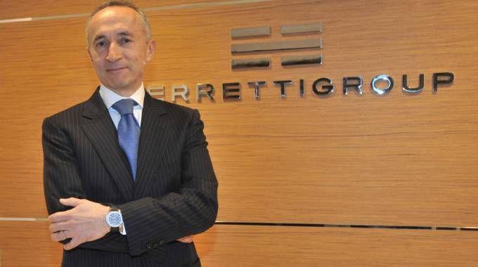 Alberto Galassi, ad del gruppo Ferretti