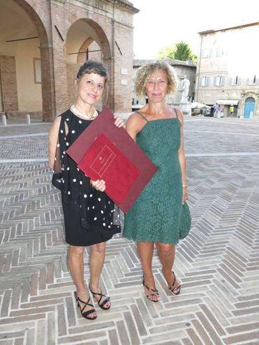 Ospiti al matrimonio di Carloni (foto Tiziano Mancini)