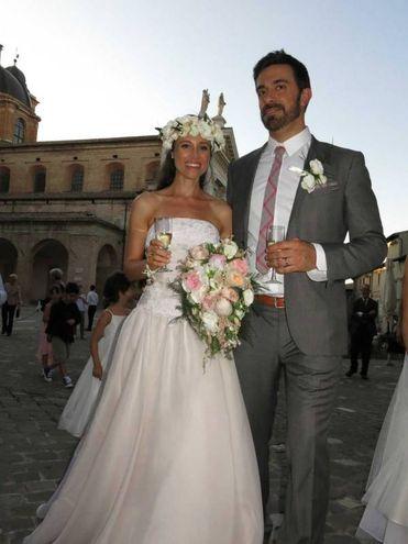 Nicolette e Alessandro (foto Tiziano Mancini)