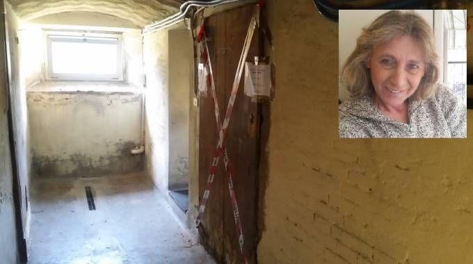 Omicidio a Modena, strangola la compagna e mette il corpo nel frigorifero (Foto Reggiani)