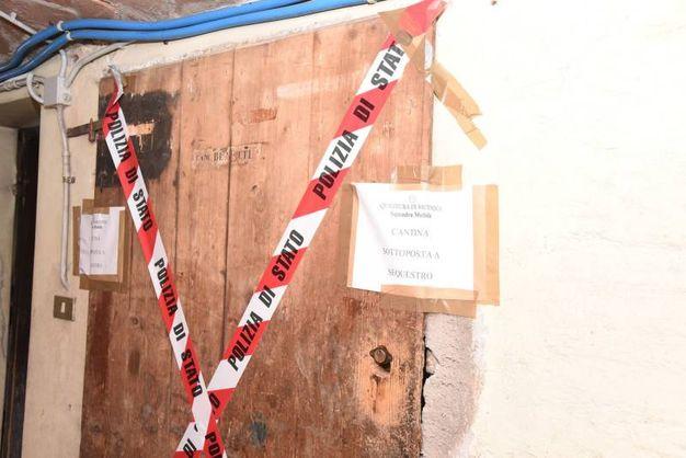 Omicidio a Modena, uccide la compagna e mette il cadavere dentro un frigorifero (Foto Fiocchi)