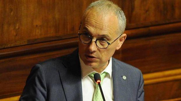 Il senatore Jonny Crosio