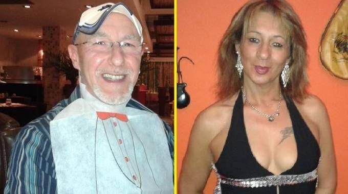 Roberto Garini ed Emanuela Preceruti (foto Fb)