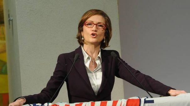 Mariastella Gelmini di Forza Italia