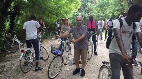 Bike-sharing anche a Narni