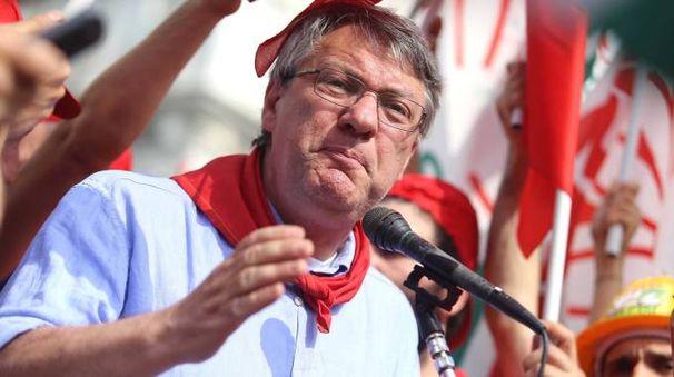 Maurizio Landini, segretario Fiom