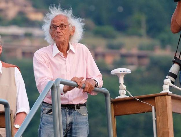 L'idea di Christo e Jeanne-Claude ha avuto successo