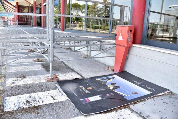 Aeroporto Ridolfi (Foto Fantini)