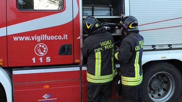 Vigili del fuoco, foto generica (Fornasari)