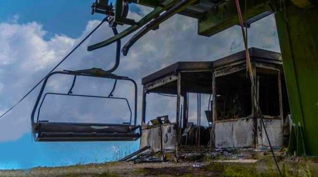 Foppolo, incendio impianti di risalita (De Pascale)
