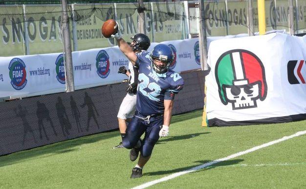 Cesena, la partita che vale la promozione in A1 dei Ranocchi Uta (Foto Ravaglia)
