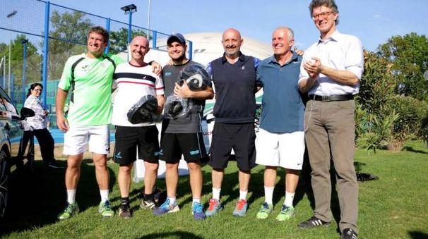 Entusiasti alla Milago Tennis Academy