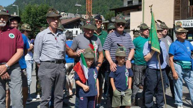 Festa degli Alpini all'Aprica (Orlandi)