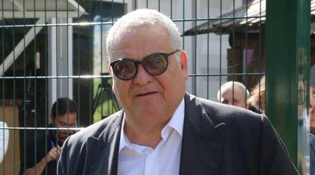 Pantaleo Corvino, direttore dell'area tecnica della Fiorentina (Germogli)