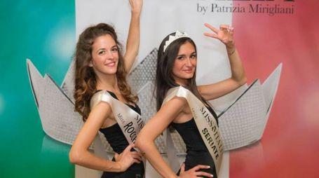 Da sinistra Elisabetta Sametti e Arianna Scarnecchia