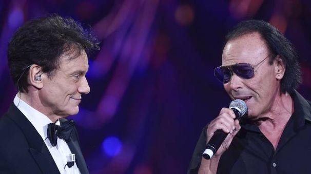 Massimo Ranieri e Antonello Venditti