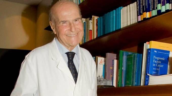 Umberto Veronesi (Newpress)