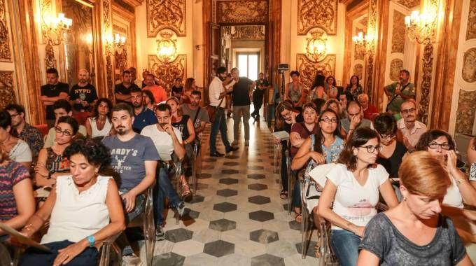 Assemblea e mobilitazione di tutti di dipendenti della Città Metropolitana di Firenze