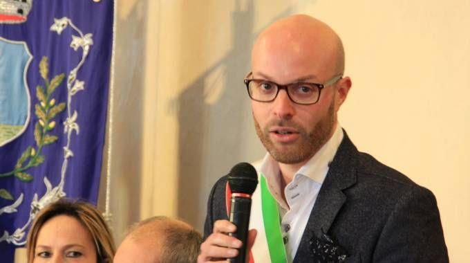 Il sindaco di Lari, Mirko Terreni