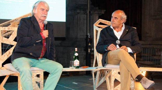 Paolo Crepet e Beppe Boni