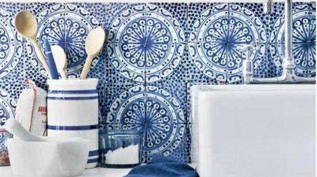 Relooking in cucina: cambiare le piastrelle - Magazine - Tempo ...