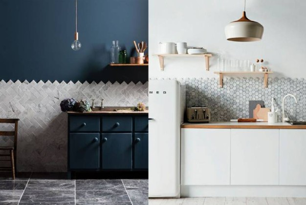 Relooking In Cucina Cambiare Le Piastrelle Magazine