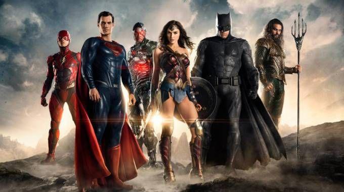 La Justice League che vedremo nel 2017 – Foto: DC Entertainment/Warner Bros.