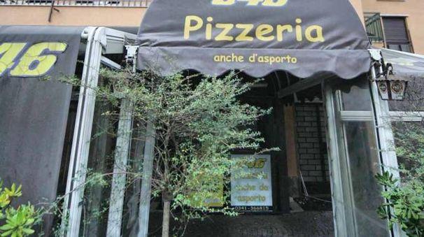 La pizzeria della famiglia Trovato adesso passerà di mano