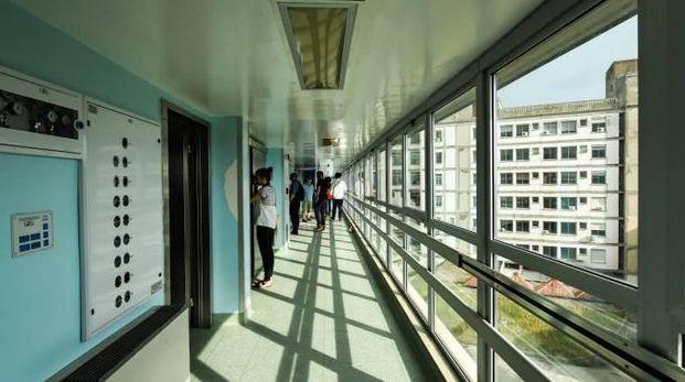 L'ex ospedale Misericordia e Dolce
